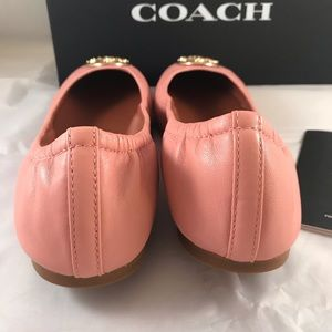 Coach Shoes - Coach Ballet Flats Women Size 10B